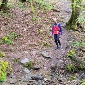 eisleck, trail, cairn